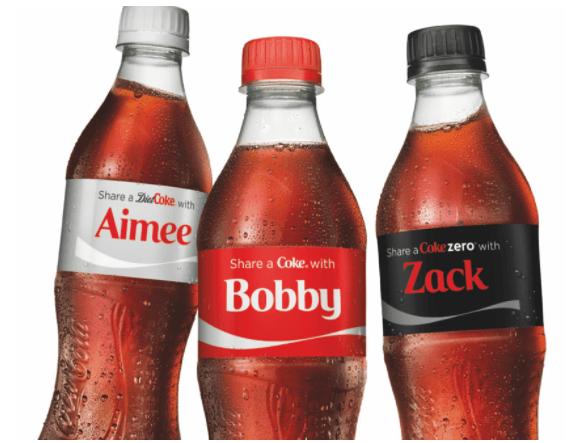 Personalized Coke